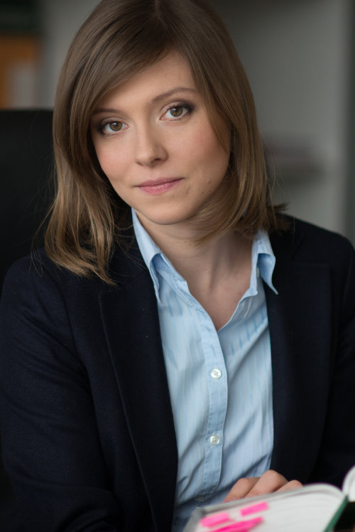 Aplikant radcowski Emilia Haczkowska